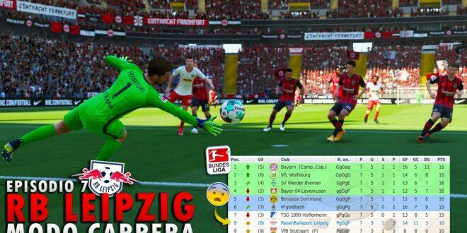 ¿Ich REENGANCHO a la PELEA von la BUNDESLIGA?  |  Modo Carrera RB Leipzig Ep.  7 |  FIFA MANAGER 21