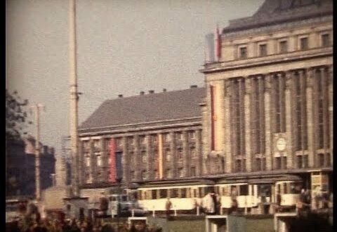 1959 Besuch in Leipzig