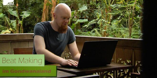 Beat Making im Gondwanaland im Leipziger Zoo