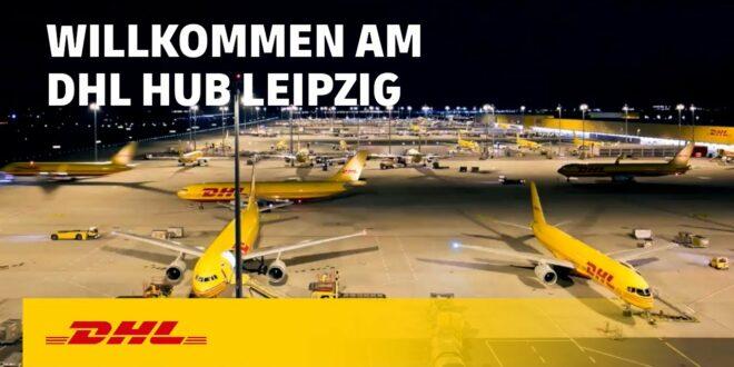 DHL Hub Leipzig - das Herzstück des DHL Express Netzwerks