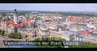 Das Familieninformationsbüro der Stadt Leipzig im Rathaus
