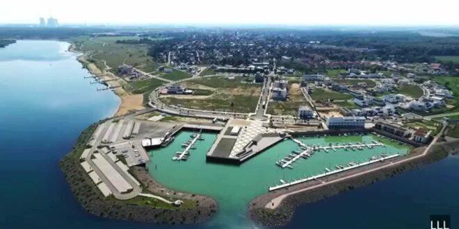 Hafen - Kap Zwenkau |  Luftbilder des Leipziger Bezirks