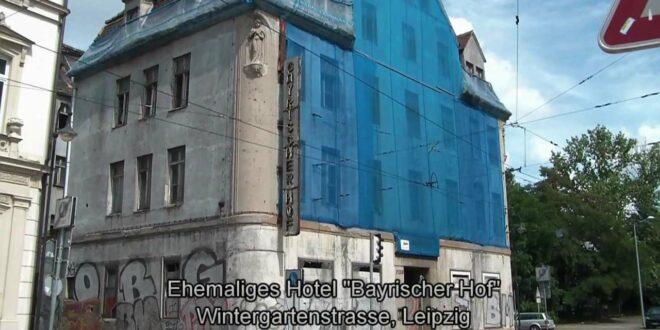 Leipzig: Ehemaliges Hotel Bayrischer Hof (August 2011)