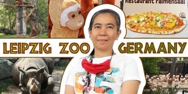 Leipziger Zoo + Stadt