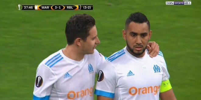 OM 5-2 RB Leipzig (17-18) • Großformatiges Match-Légendaire • beIN Sports Fr • 1080p HD