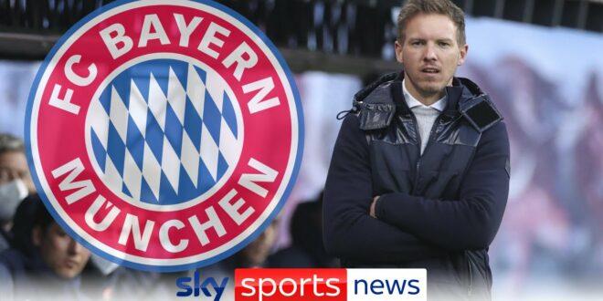 RB Leipzig verlangt Weltrekordgebühr für den Transfer von Julian Nagelsmann zu Bayern München