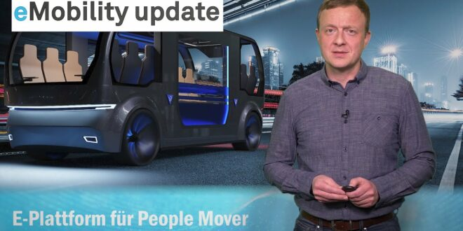 eMobilitäts-Update: BMW Batteriemontage in Leipzig, E-Transporter, Orten Gazelle, Benteler, Porsche
