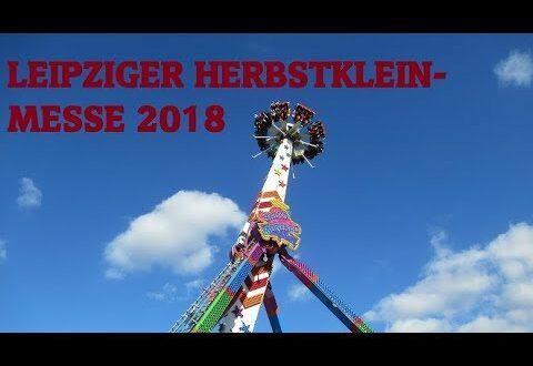 """""""Somersault Mortale"""" in Leipzig: Die kleine Herbstmesse 2018"""