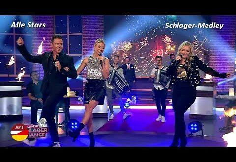All Stars - Schlager-Medley (Schlagerchance in Leipzig 2020)