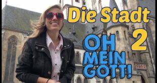 DEUTSCHES VOKABULAR LERNEN der STADT (Teil 2) - Die Stadt Leipzig