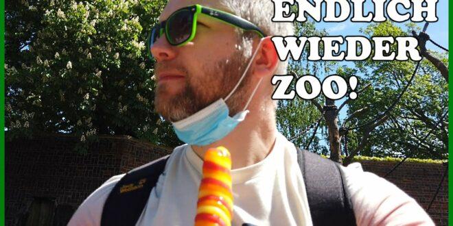 ENDLICH wieder ZOO!  oder eher nicht?  Zoo Leipzig 2021 |  Papas Vlog