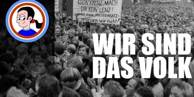 Leipzig 1989: Die friedliche Revolution