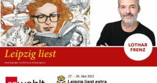 Leipzig liest extra: Lothar Frenz