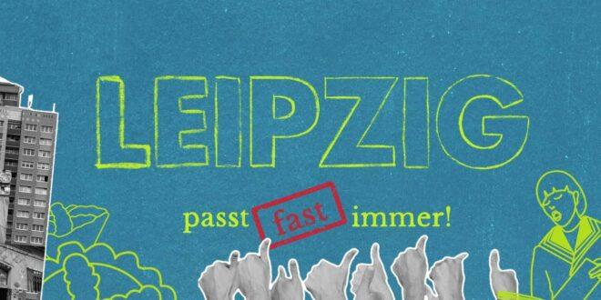 Leipzig passt (fast) immer |  Imagefilm Leipzig