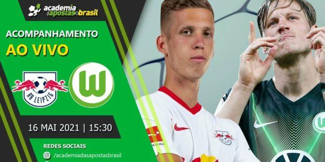 RB Leipzig vs Wolfsburg ao vivo - Bundesliga |  Acompanhamento