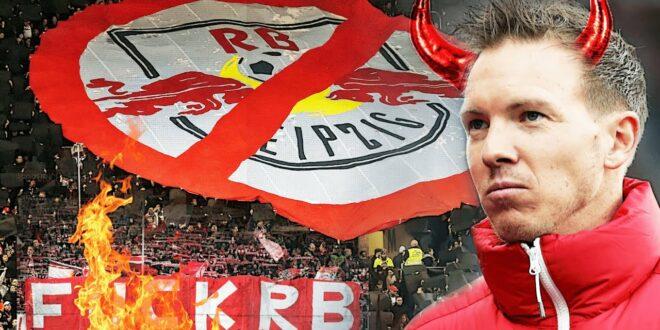 DESHALB ist RB Leipzig der meistgehasste Verein Deutschlands
