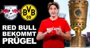 DFB-Pokalfinale - Dortmund gewinnt, Leipzig weint!