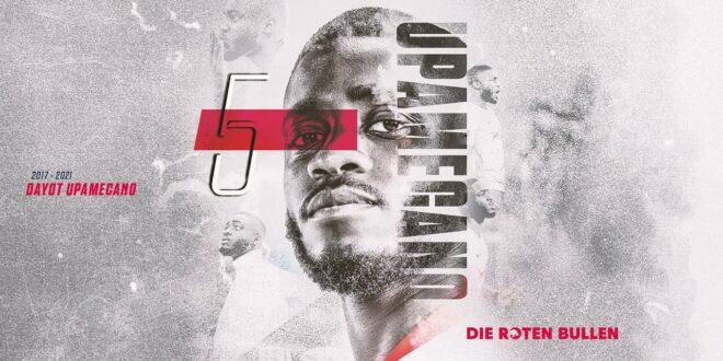 Danke, Dayot!     RB Leipzig verabschiedet sich von Dayot Upamecano