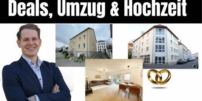 Immobilien-Deals, Private News und Umzug nach Leipzig