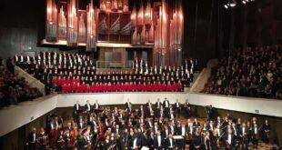 Ludwig van Beethoven - Symphonie Nr. 9 |  Gewandhaus in Leipzig (31. Dezember 2016)