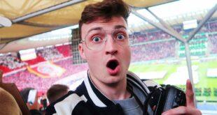 RB Leipzig - FC Bayern |  DFB-Pokalfinale Stadion-Vlog |  ViscaBarca