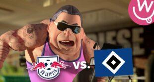 Studiogigant: RB Leipzig vs. HSV