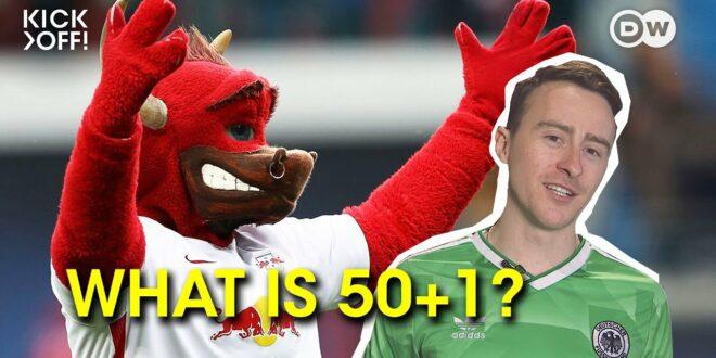 50+1-Regel in der Bundesliga: Warum alle RB Leipzig hassen!