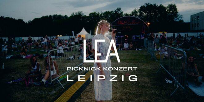 LEA |  Picknick-Konzert |  Leipzig (01.08.2020)