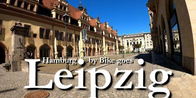 Leipzig.  Center.  (Leipzig per Rad / HbB goes Leipzig)