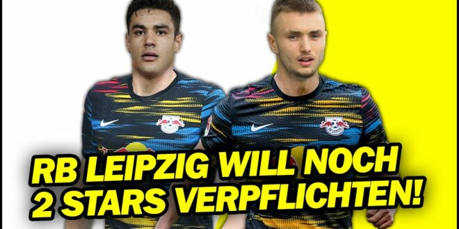 Transfer-News: RB Leipzig gibt Top-Transfers bekannt!
