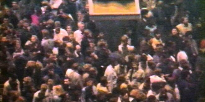 """1989: """"Wir sind das Volk"""" - Leipzig im Oktober"""