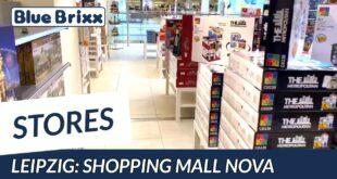Der BlueBrixx Store bei Leipzig - Impressionen aus dem Nova Center!