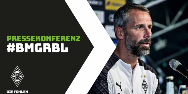 Pressekonferenz vor Leipzig |  25.08.2019