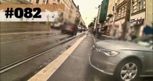 Radfahren in Leipzig [Fahrrad Dashcam] - Folge # 082