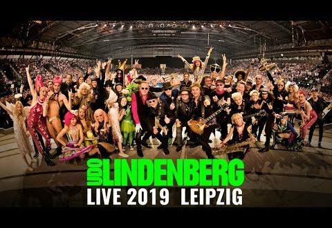 Udo Lindenberg - Live in Leipzig (Tour 2019)