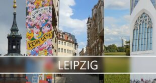 Leipzig - Kultur-, Kunst- und Studentenstadt I 3 Minuten